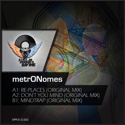 label artwork - metronomes - divine